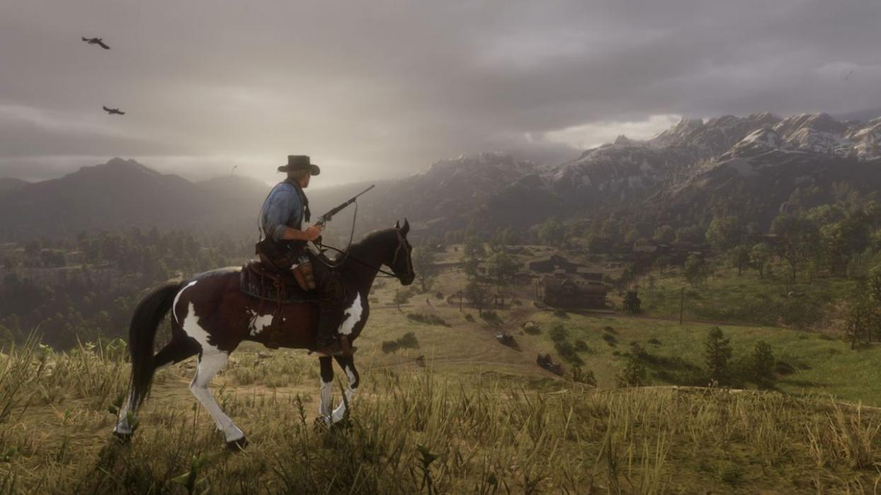 Caballos Red Dead Redemption 2
