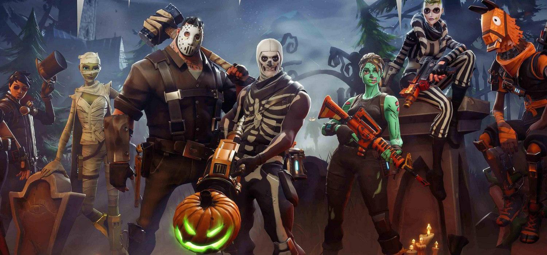 Las Skins Mas Terrorificas De Fortnite Para Halloween 2018 - Imagenes-terrorificas-de-halloween