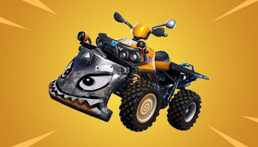 Donde Encontrar El Quadtaclismo O Quadcrasher En Fortnite Temporada
