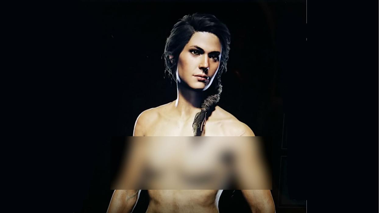 Hay Un Bug Que Desnuda A Kassandra En Assassins Creed Odyssey
