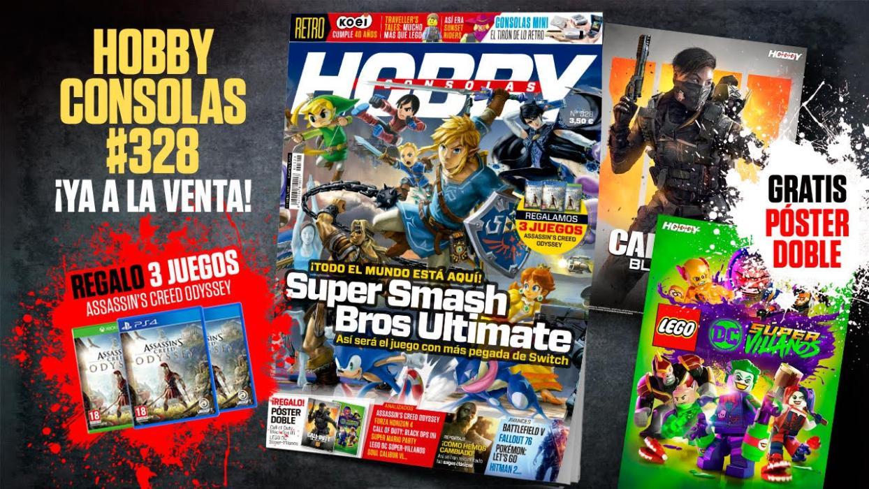 Hobby Consolas 328