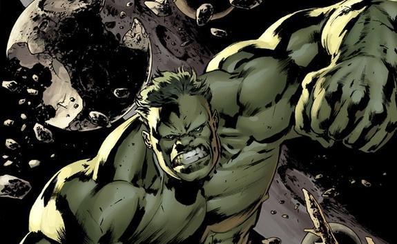 Hulk tiene su propia constelación