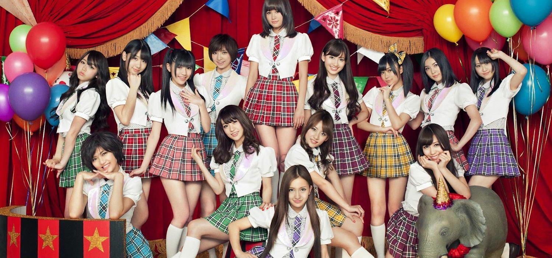 J-Pop - AKB48