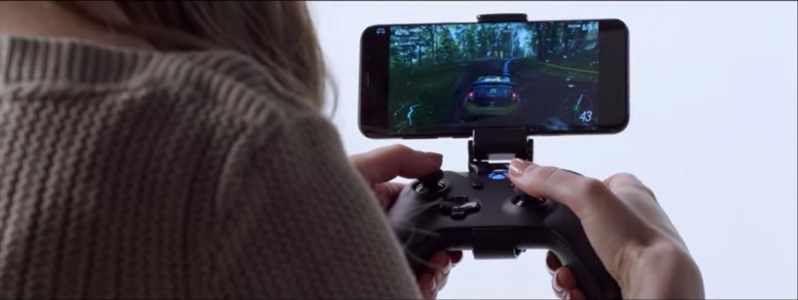 Microsoft planea llevar los juegos en la nube a los dispositivos móviles.