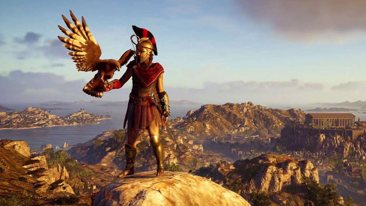 Assassins Creed Odyssey 1.03