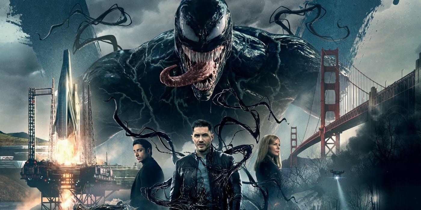 Se filtra escena post-crédito de Venom