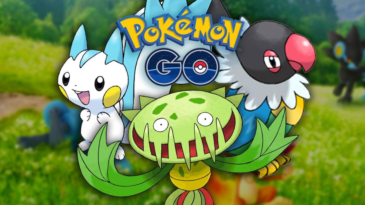 En qué huevos salen más los Pokémon de 4ª generación en Pokémon GO ...