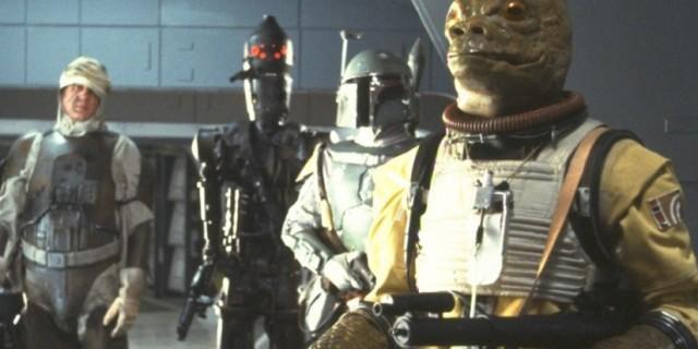 Star Wars El Imperio Contraataca - Cazarrecompensas