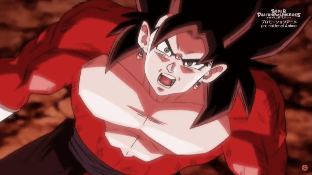Super Dragon Ball Heroes capítulo 5