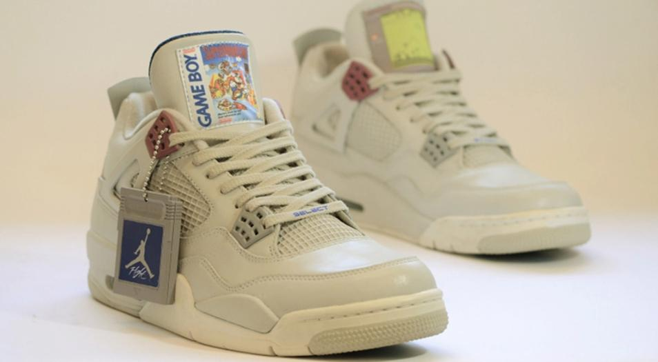 air jordan, super mario land