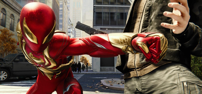 Spiderman PS4 DLC 2 Guerras de Territorio análisis