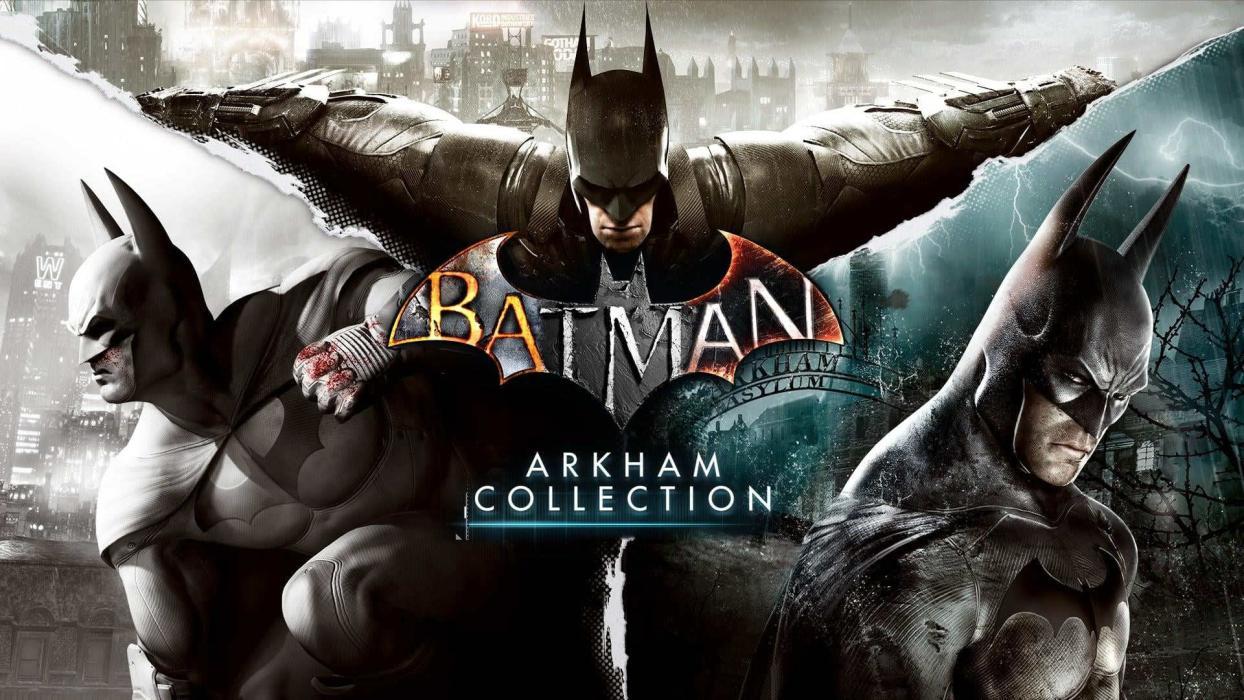 Batman Arkham Collection Xbox One