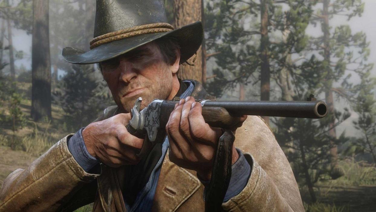 Castores Red Dead Redemption 2