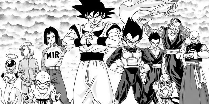 88c0b7ef5 El manga de Dragon Ball Super podría anunciar una saga totalmente ...