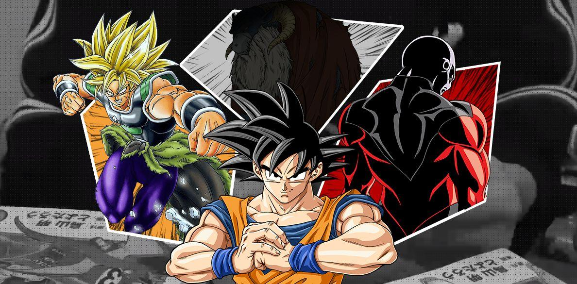 Dragon Ball Super nueva saga