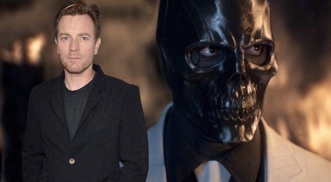 Ewan McGregor podría ser Máscara Negra en Birds of Prey