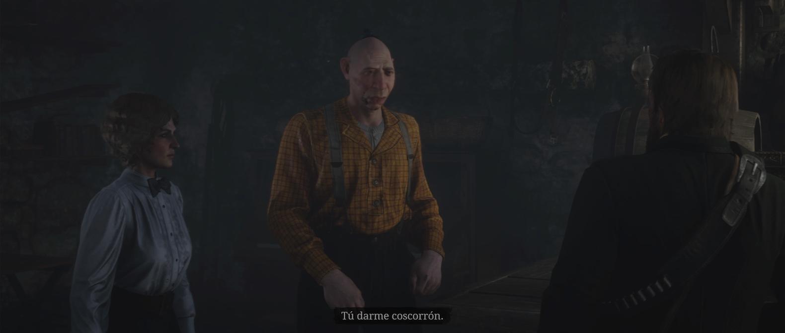 Forasteros Red Dead Redemption 2