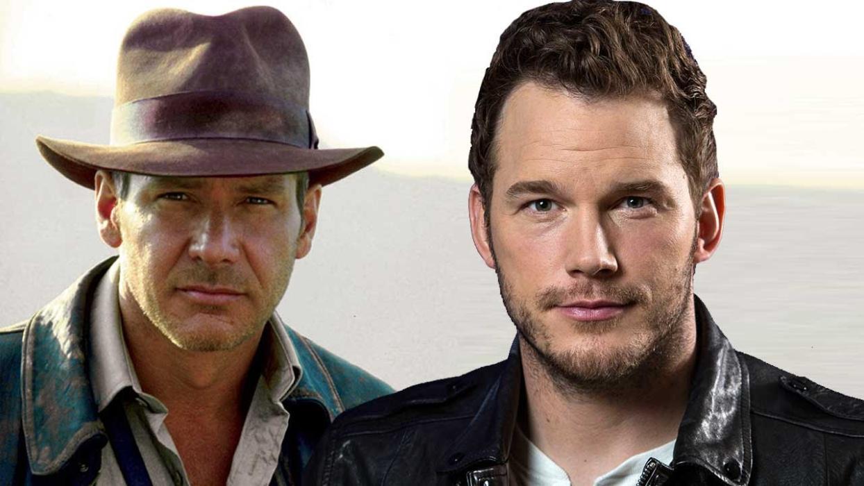 Indiana Jones - Chris Pratt