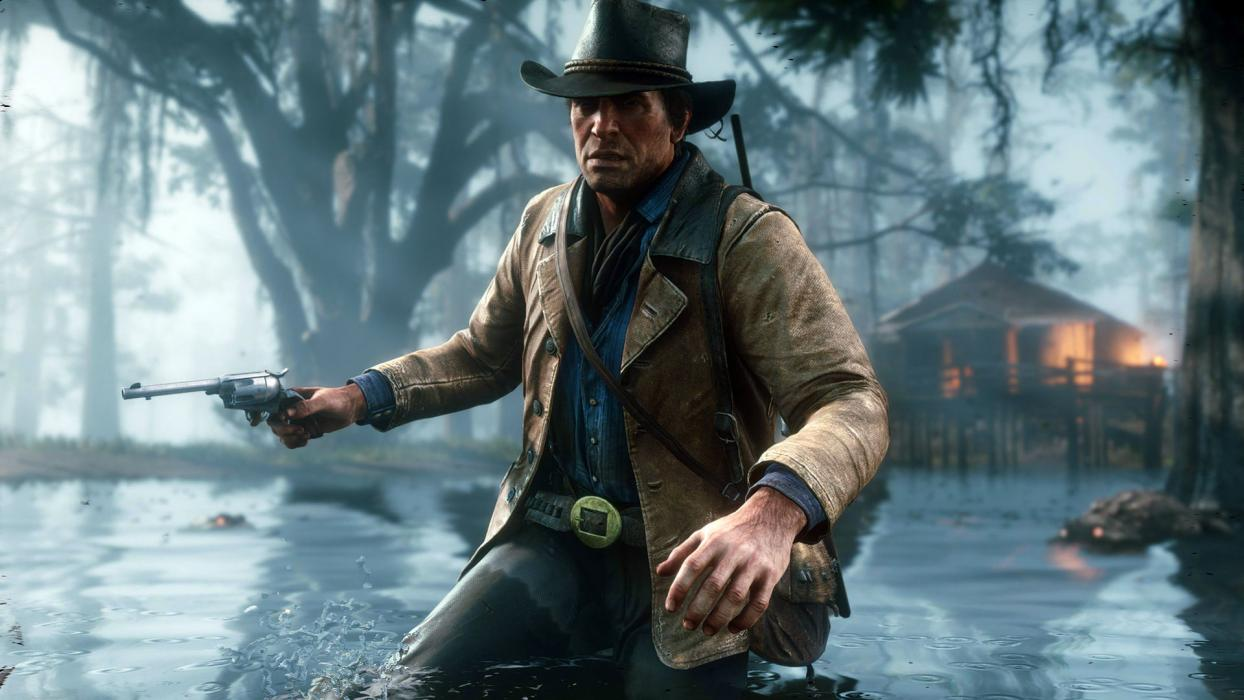 Red Dead Redemption 2 1.01