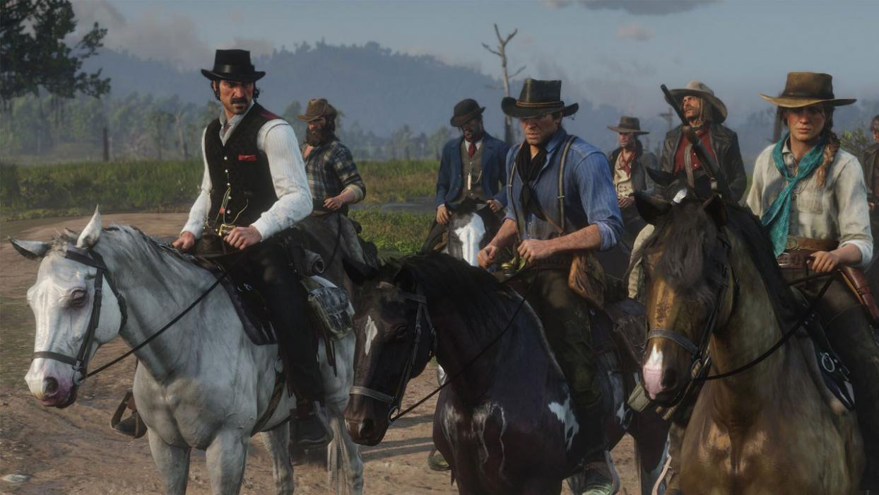 Personajes especiales Red Dead Redemption 2