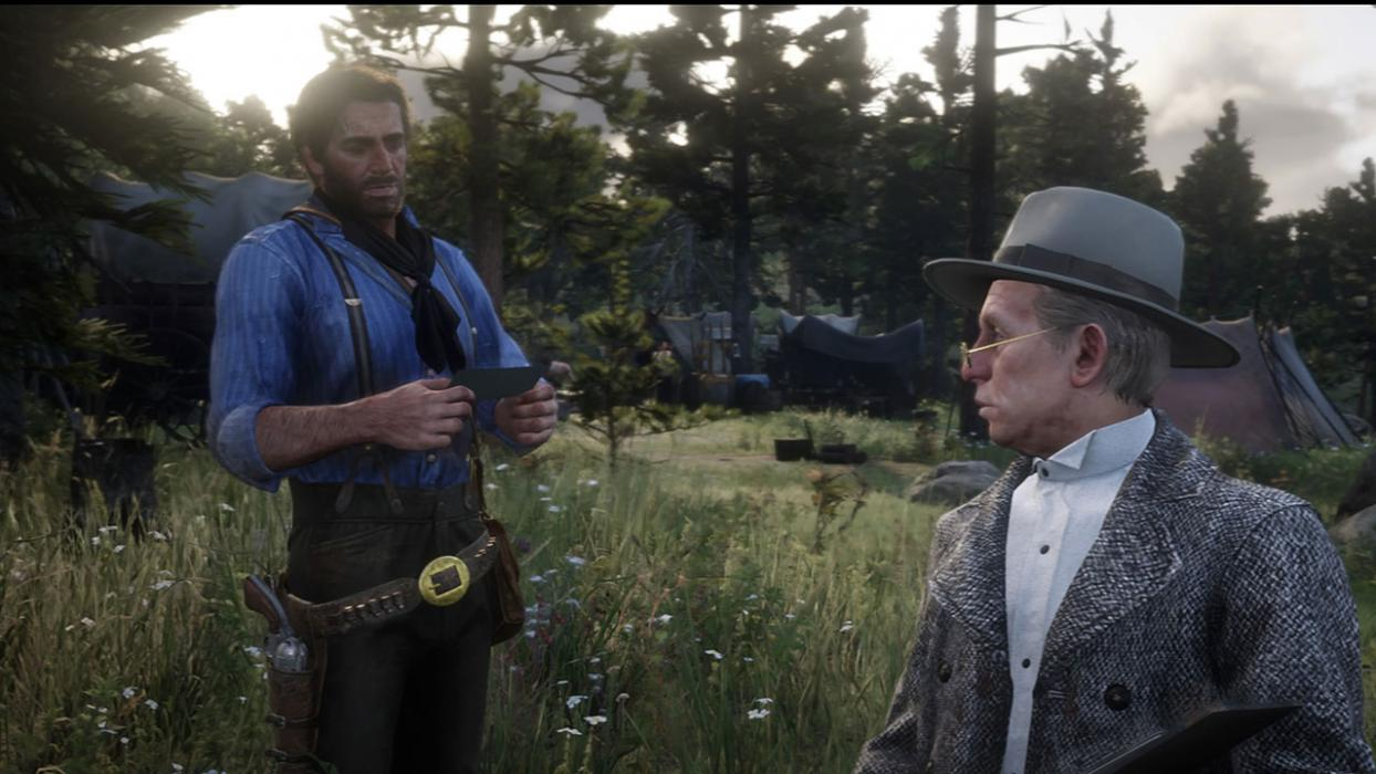 Préstamos usura Red Dead Redemption 2
