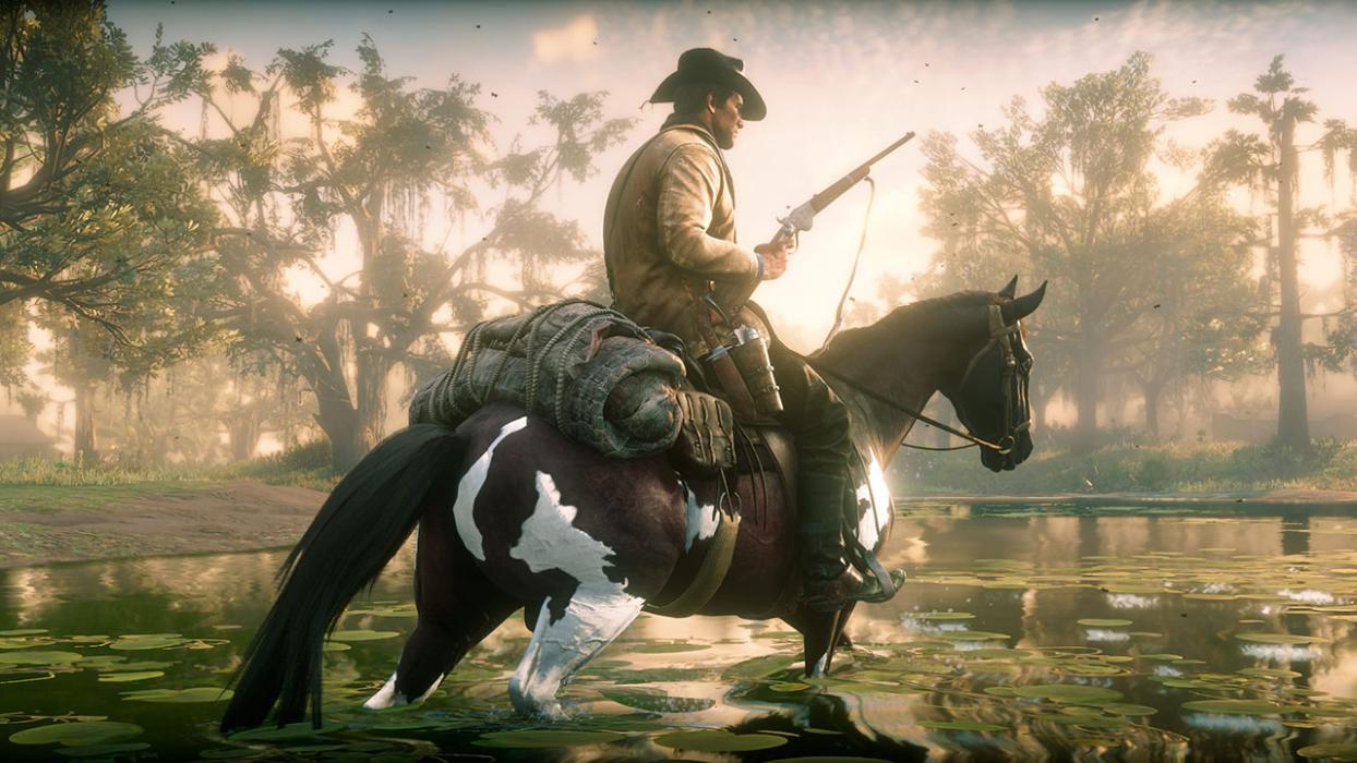Razas caballos Red Dead Redemption 2
