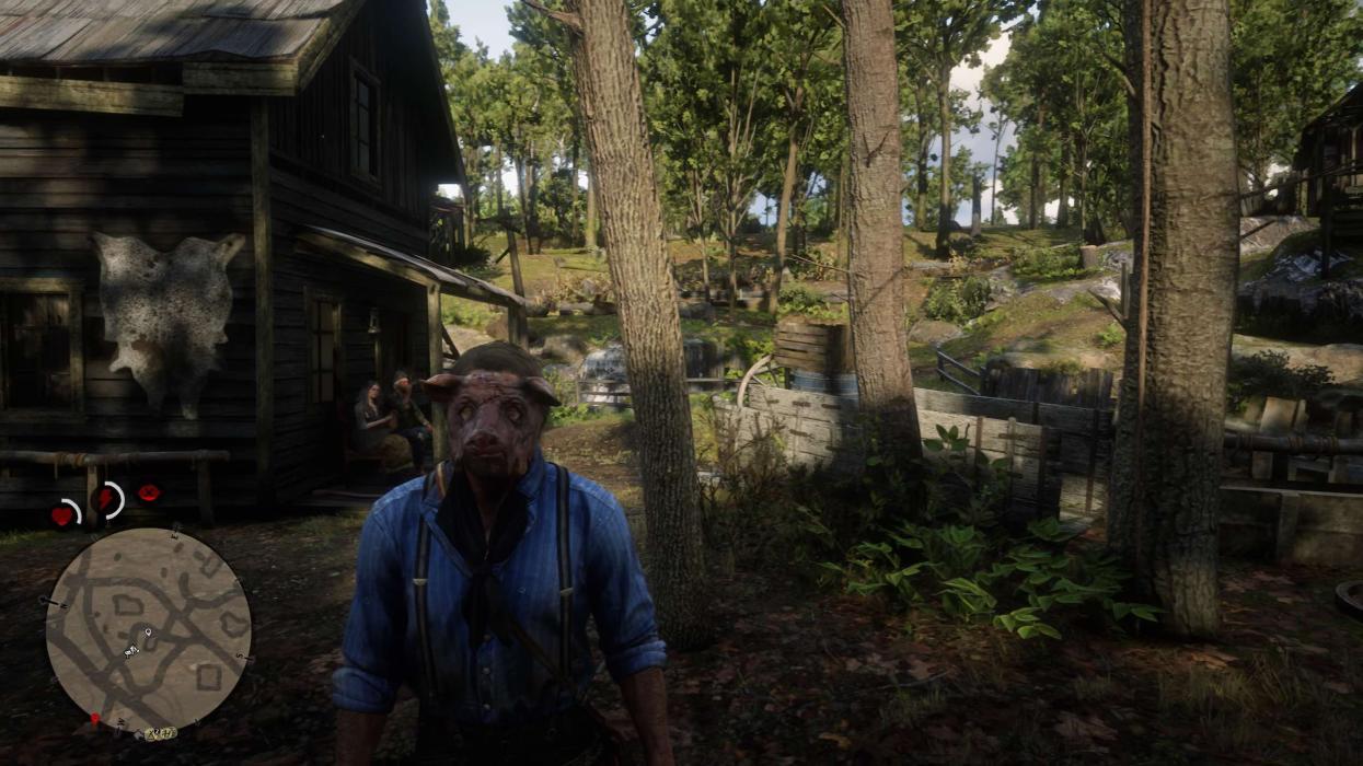 Red Dead Redemption 2 Objetos Unicos