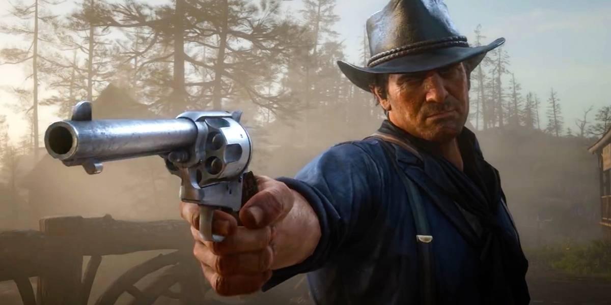 Red Dead Redemption 2 - Principal