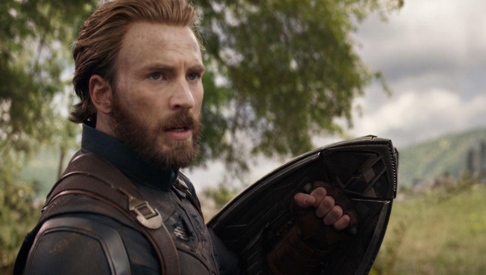 Vengadores Infinity War - Capitán América