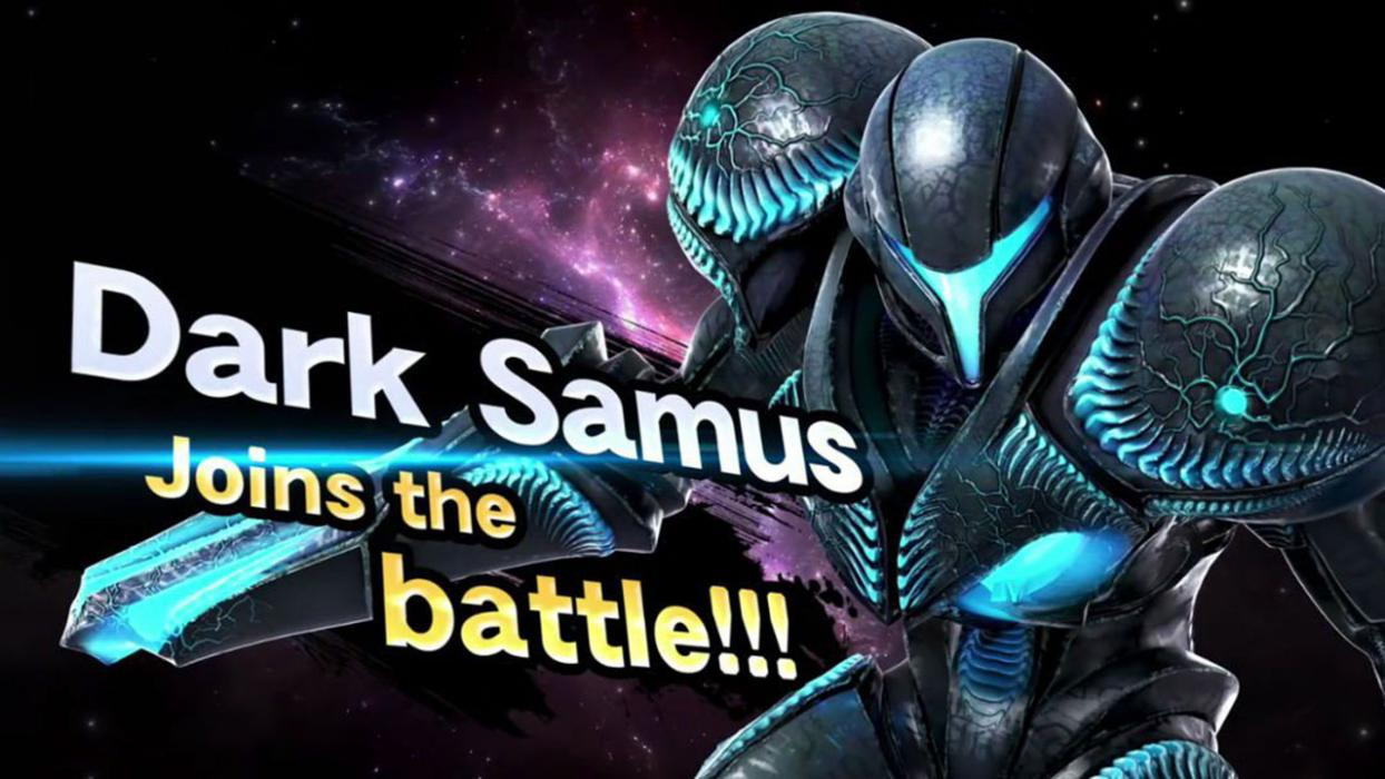 Dark samus Super Smash Bros Ultimate