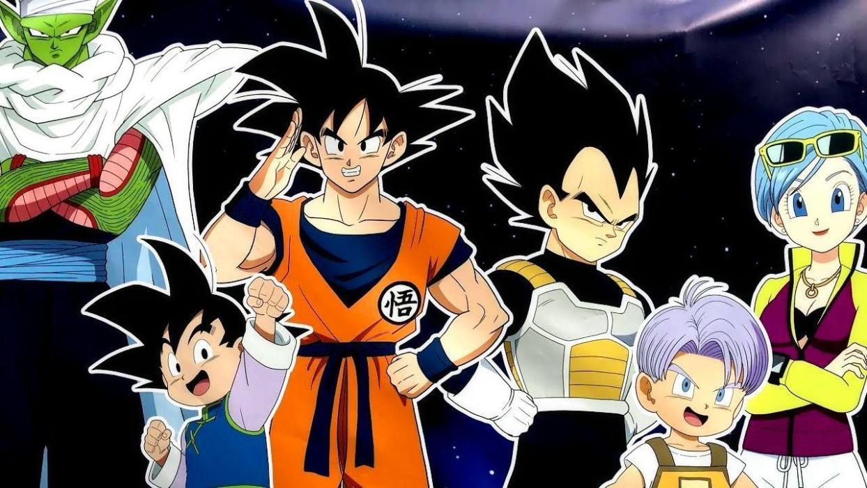 Dragon Ball Super nueva serie