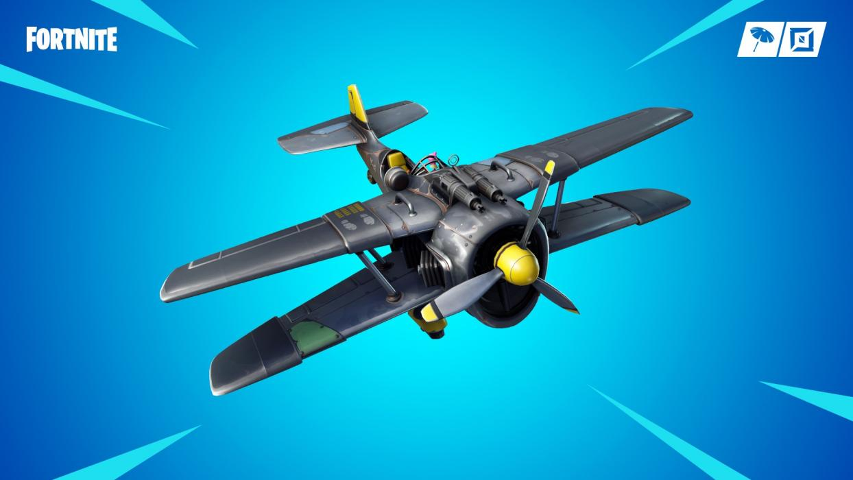 Donde Encontrar El Avion Alatormenta En Fortnite Temporada 7 Guias