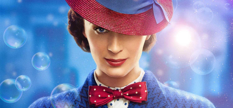 0458803bd Crítica de El regreso de Mary Poppins, con Emily Blunt ...