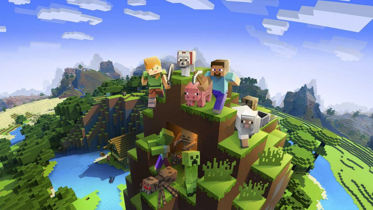 como descargar minecraft gratis para pc actualizable 2017