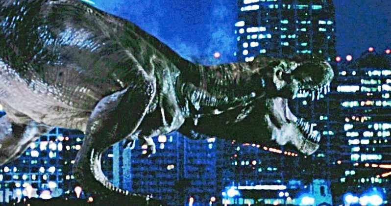 El Mundo Perdido: Jurassic Park