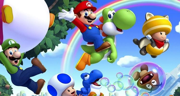 Impresiones De New Super Mario Bros U Deluxe Para Nintendo Switch