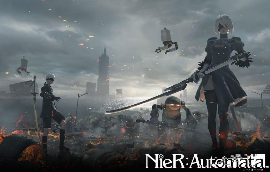NieR Automa Game of the YoRHa Edition PS4 PC