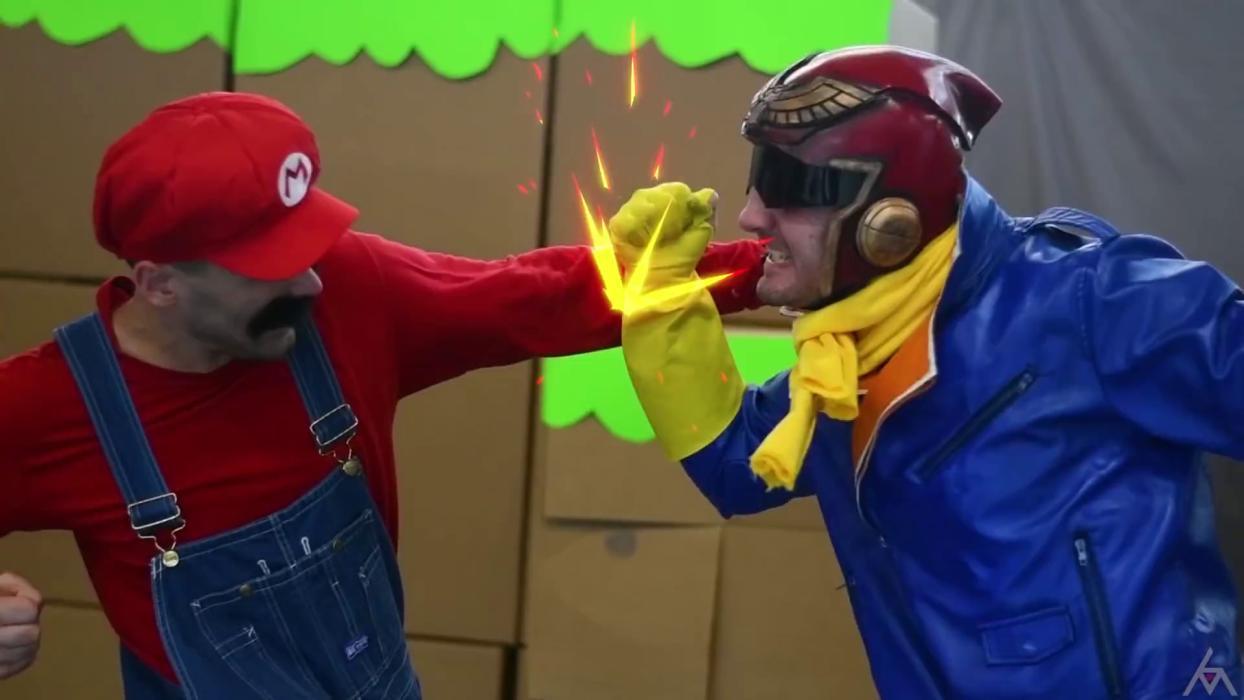 Super Smash Bros Ultimate Vengadores Endgame