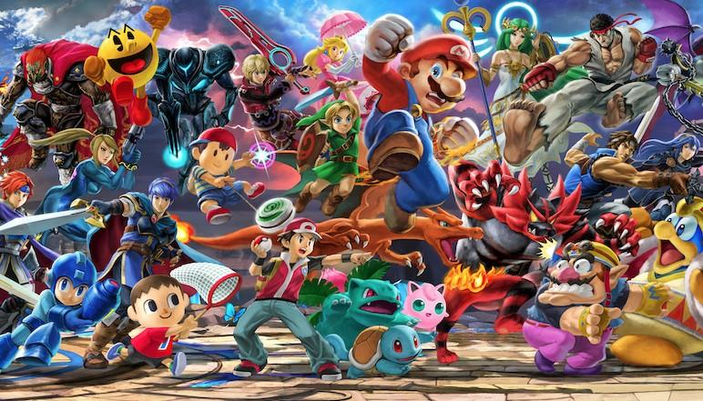 Analisis De Super Smash Bros Ultimate Para Nintendo Switch
