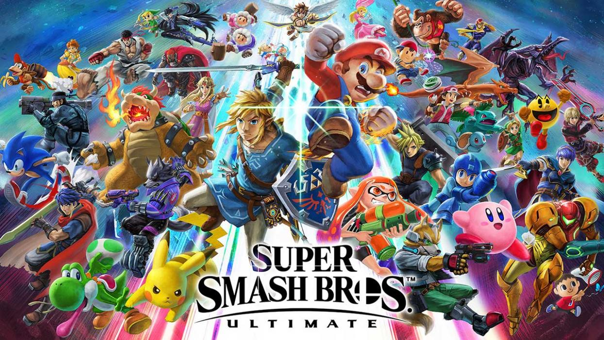 Guía y trucos de Super Smash Bros  Ultimate (Nintendo Switch