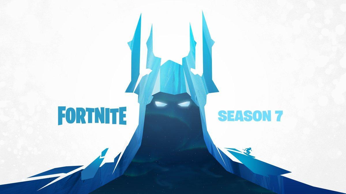 Aquí está el primer teaser de la séptima temporada — Fortnite