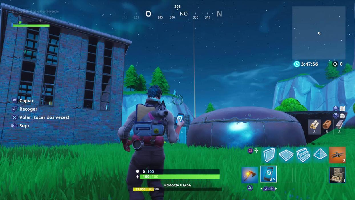 Coloca Dispositivos En Una Isla Creativa En Fortnite Desafio 14