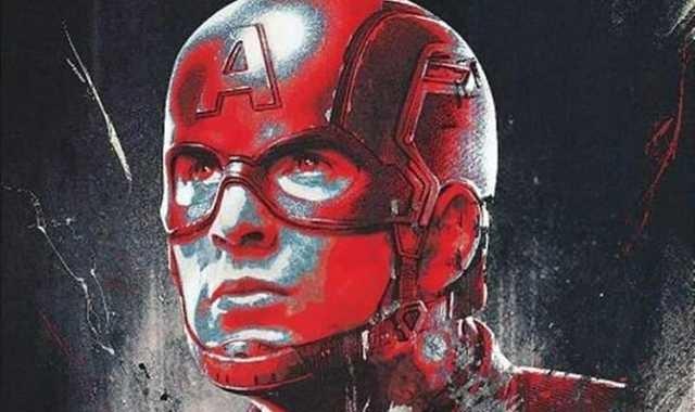 Vengadores: Endmage - Capitán América