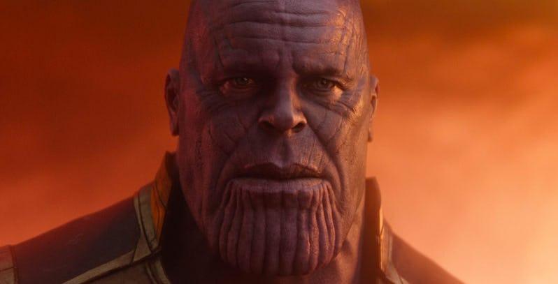 Vengadores Infinity War - Thanos