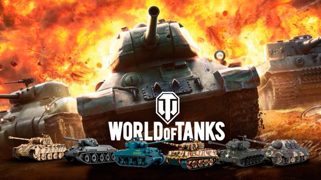 Salvat World of Tanks