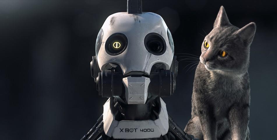 Love, Death & Robots, la nueva serie de animación de Netflix
