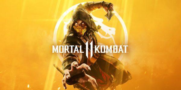 Mortal Kombat 11 Art