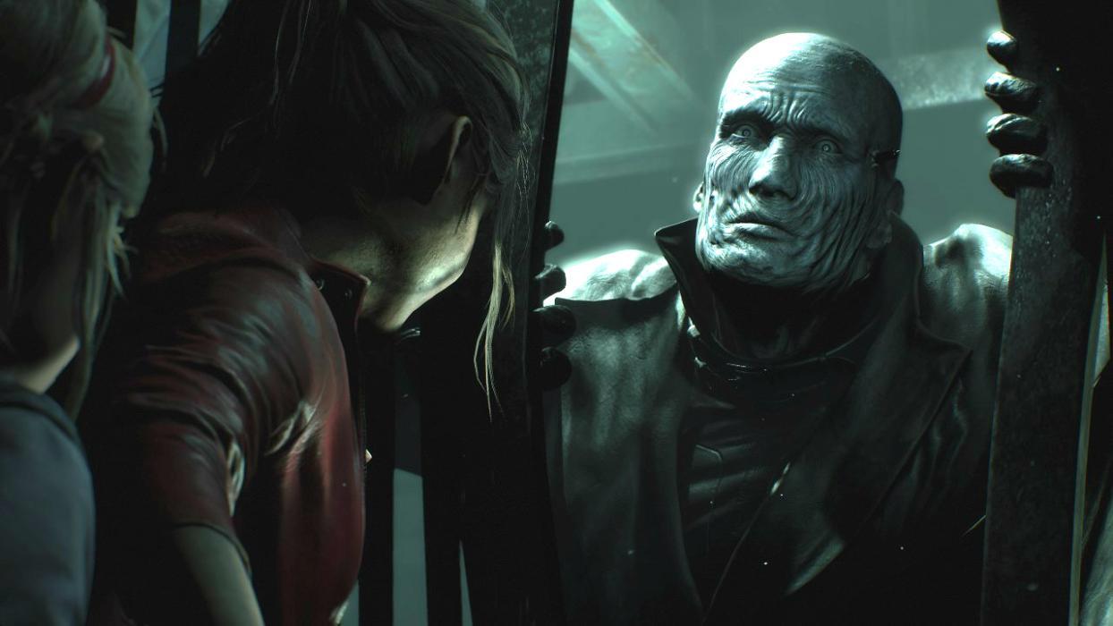 Mr X Resident Evil 2 Remake matar sobrevivir