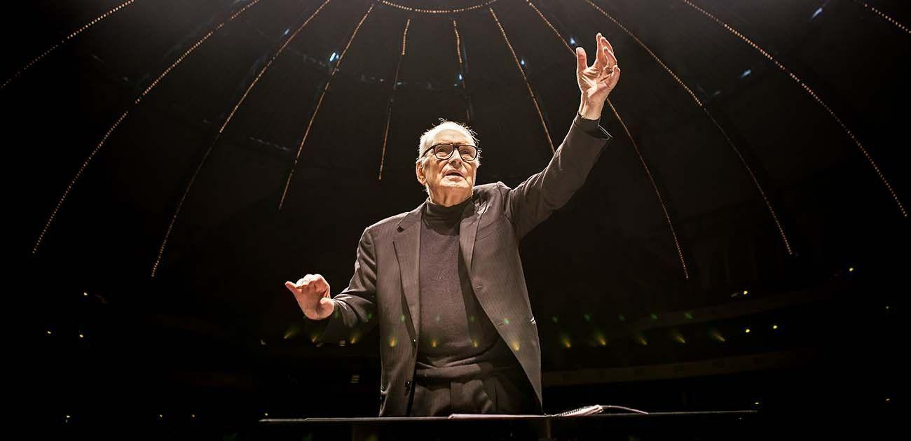 Ennio Morricone compositor