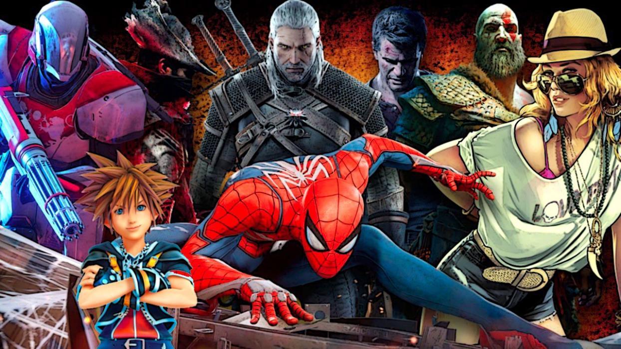 mejores juegos de playstation 4 hasta 2019